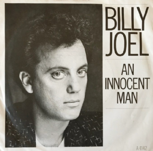 "Billy Joel ‎- An Innocent Man (7"") (VG/VG-)"